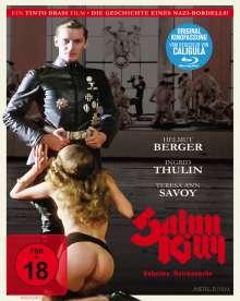 Salon Kitty (Blu-ray), Blu-ray Disc