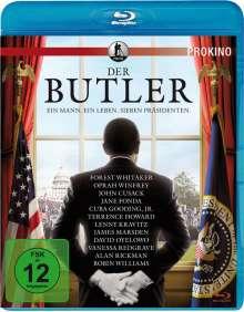 Der Butler (Blu-ray), Blu-ray Disc