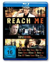 Reach Me (Blu-ray), Blu-ray Disc