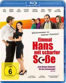 Einmal Hans mit scharfer Soße (Blu-ray), Blu-ray Disc