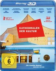 Kathedralen der Kultur (3D & 2D Blu-ray), 2 Blu-ray Discs