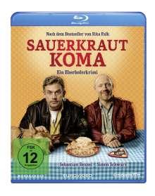Sauerkrautkoma (Blu-ray), Blu-ray Disc