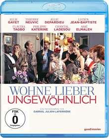 Wohne lieber ungewöhnlich (Blu-ray), Blu-ray Disc