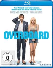 Overboard (Blu-ray), Blu-ray Disc