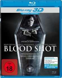 Blood Shot (3D Blu-ray), Blu-ray Disc