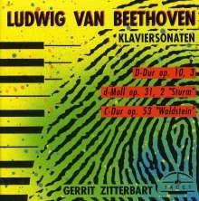 Ludwig van Beethoven (1770-1827): Klaviersonaten Nr.7,17,21, CD