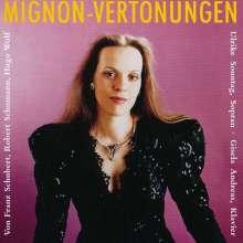 Ulrike Sonntag singt Mignon-Vertonungen, CD