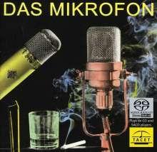 Tacet SACD Sampler - Das Mikrofon I, Super Audio CD