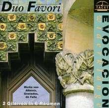 Duo Favori - Widerklänge, CD