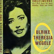 Ulrike-Theresia Wegele - Zwischen Barock & Rokoko, CD