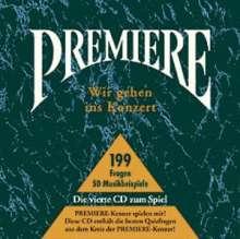 Premiere - Die vierte CD zum Spiel, CD