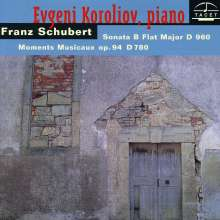 Franz Schubert (1797-1828): Moments Musicaux D.780, CD