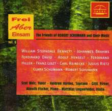 Die Freunde R.Schumanns & ihre Musik, CD