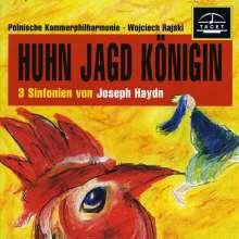 Joseph Haydn (1732-1809): Symphonien Nr.73,83,85, CD