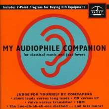 Tacet Sampler - My Audiophile Companion I, CD