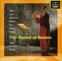 Inge Kocher - The Sound of the Rooms, CD