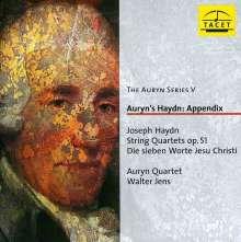 Joseph Haydn (1732-1809): Streichquartette Nr.50-56, CD