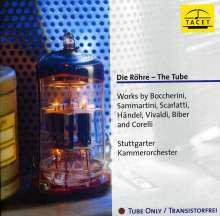 Stuttgarter Kammerorchester - Die Röhre, CD