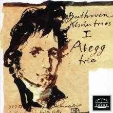 Ludwig van Beethoven (1770-1827): Klaviertrios Nr.1 & 2, CD