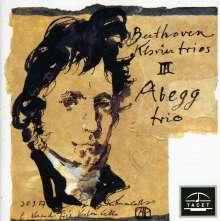 Ludwig van Beethoven (1770-1827): Klaviertrios Nr.6,10,11, CD