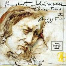 Robert Schumann (1810-1856): Klaviertrios Nr.2 & 3 (opp.80 & 110), CD