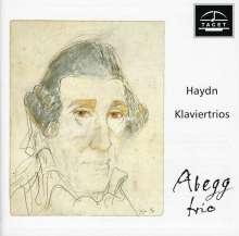 Joseph Haydn (1732-1809): Klaviertrios H15 Nr.25,27,29,31, CD
