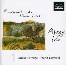Louise Farrenc (1804-1875): Klaviertrio d-moll op.34, CD
