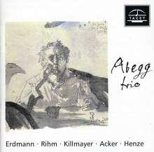 Abegg-Trio - Klaviertrios des 20.Jahrhunderts, CD