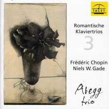 Abegg-Trio - Romantic Piano Trios, CD