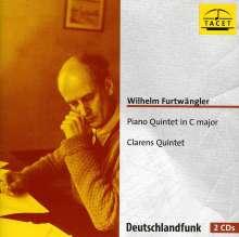 Wilhelm Furtwängler (1886-1954): Klavierquintett, 2 CDs