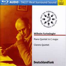 Wilhelm Furtwängler (1886-1954): Klavierquintett, Blu-ray Audio
