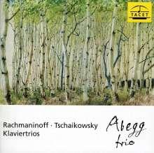 Abegg-Trio - Russische Klaviertrios, CD