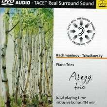 Abegg-Trio - Russische Klaviertrios (DVD-Audio), DVD-Audio