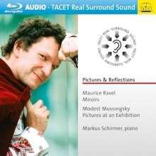 Modest Mussorgsky (1839-1881): Bilder einer Ausstellung (Klavierfassung), Blu-ray Audio
