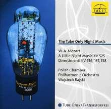 "Wolfgang Amadeus Mozart (1756-1791): Serenade Nr.13 ""Kl.Nachtmusik"", CD"