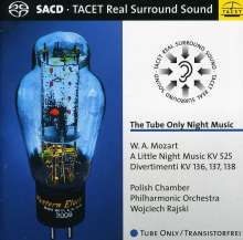 "Wolfgang Amadeus Mozart (1756-1791): Serenade Nr.13 ""Kl.Nachtmusik"" (""The Tube Only Night Music""), SACD"