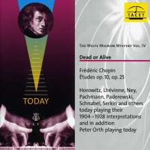 Welte-Mignon Mystery Vol.4 - Frederic Chopin, CD