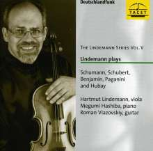 Hartmut Lindemann - Lindemann plays Vol.V, CD