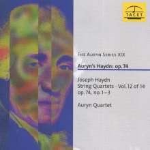 Joseph Haydn (1732-1809): Streichquartette Nr.72-74, CD