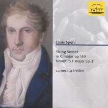 Louis Spohr (1784-1859): Streichsextett op.140, CD