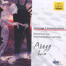 Abegg-Trio - Hommage a Schostakowitsch, CD