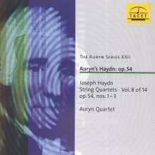 Joseph Haydn (1732-1809): Streichquartette Nr.57-59 (op.54 Nr.1-3), CD