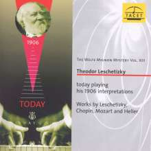 Welte-Mignon Mystery Vol.13 - Theodor Leschetizky, CD