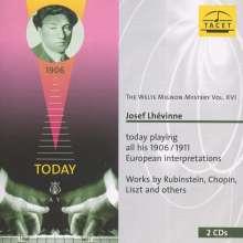 Welte-Mignon Mystery Vol.16 - Josef Lhevinne, 2 CDs