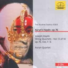 Joseph Haydn (1732-1809): Streichquartette Nr.75-80 (op.76 Nr.1-6), 2 CDs