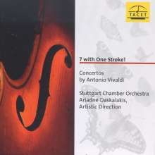 "Stuttgarter Kammerorchester - 7 with One Stroke"", CD"