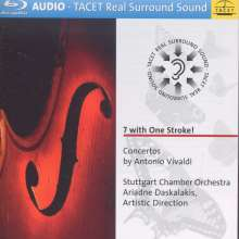 "Stuttgarter Kammerorchester - 7 with One Stroke"", Blu-ray Audio"