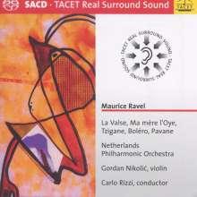 Maurice Ravel (1875-1937): Orchesterwerke, SACD