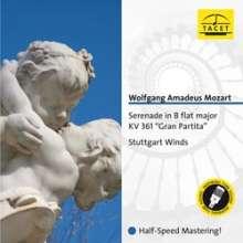 "Wolfgang Amadeus Mozart (1756-1791): Serenade Nr.10 ""Gran Partita"" (180g), LP"