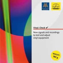 Vinyl: Check (180g) (Limited Edition), LP
